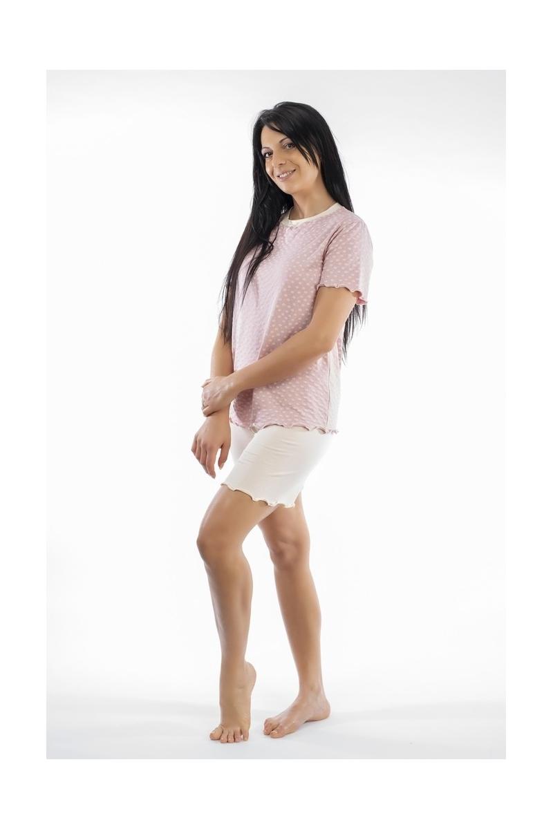 Pigiama donna pantaloni corti