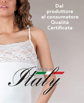 Qualità made in Italy dal Produttore al Consumatore